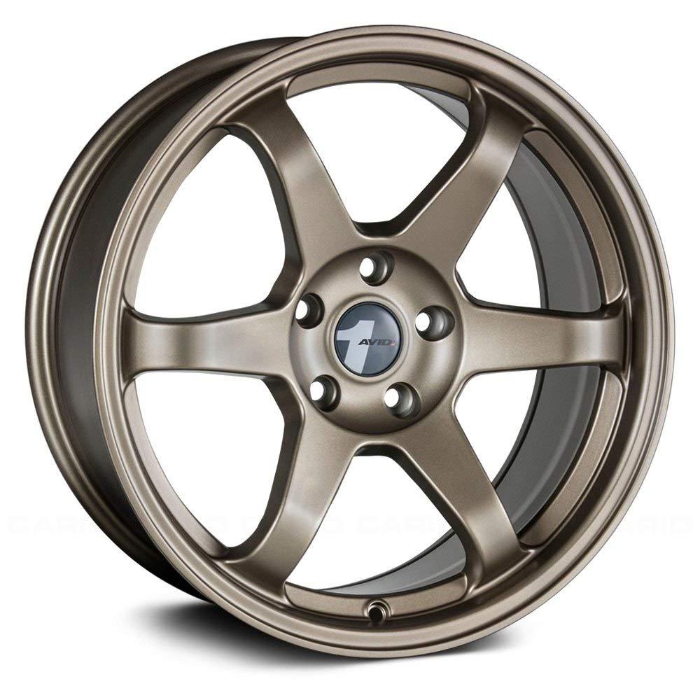 "AVID.1 AV-06 Bronze Custom wheels - 18"" x 9.5"", 18 Offset, 5x114.3 Bolt Pattern, 73.1mm Hub - Bronze"