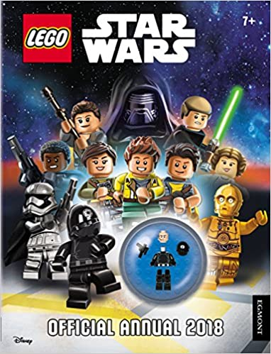 The Lego R Star Wars Official Annual 2018 Egmont Annuals 2018