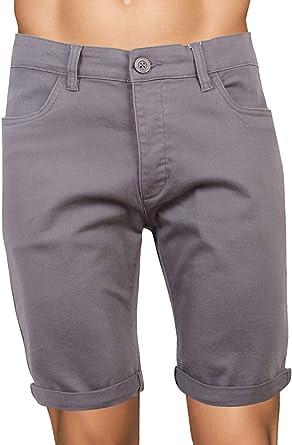 TALLA 28W x regular. Crosshatch Pantalón Corto - para Hombre