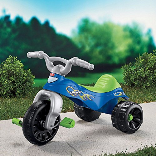 Tough for Years, Gently for Kids, a Three Wheeled Bike for Little Off Road Riders