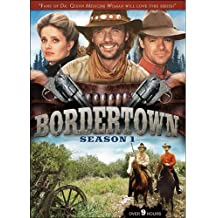 Bordertown Season 1 by Richard Comar