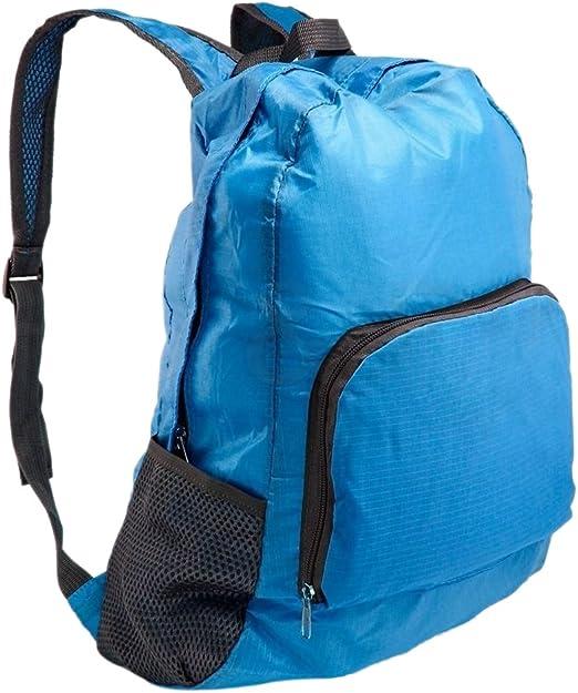 ivonus Hiking Backpack Lightweight Packable Water Resistant Travel Daypack 40L Foldable Backpack Daypack Green