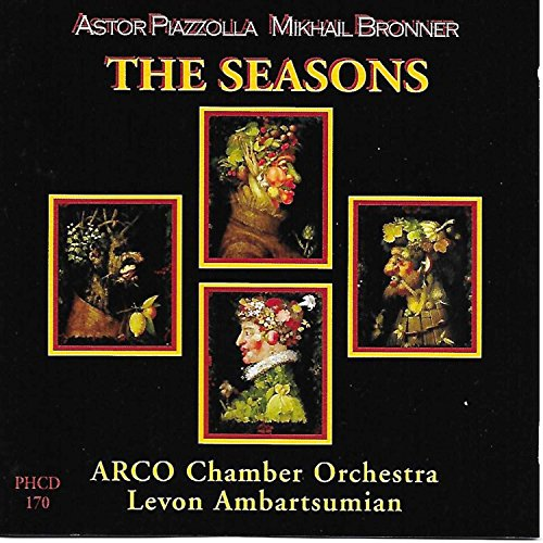 - The Seasons (Version for Flute, Clarinet & Chamber Orchestra): No. 12, December. Christmas [Live]