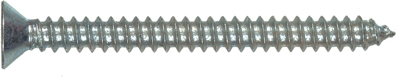 The Hillman GroupThe Hillman Group 35139 Flat Head Phillips Sheet Metal Screw 8 x 1-1//2 75-Pack