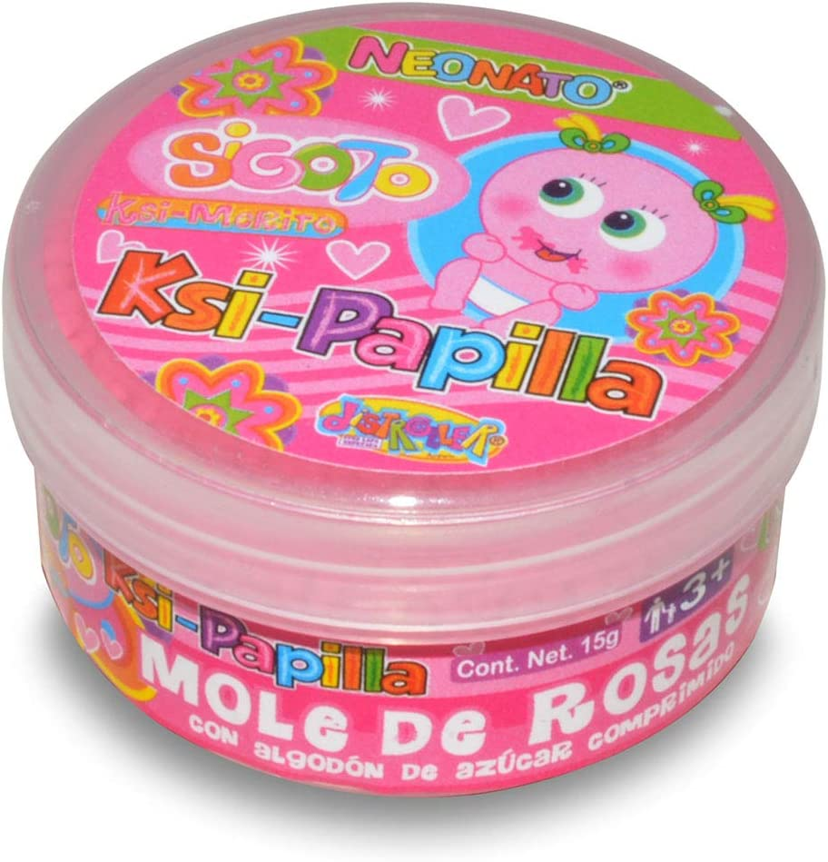 Ksi Rose Mole Ksimerito Distroller 938114 Distroller