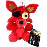 Five Nights at Freddy's Plush Toy 17cm Stuff Animal Plush Toy - Foxy