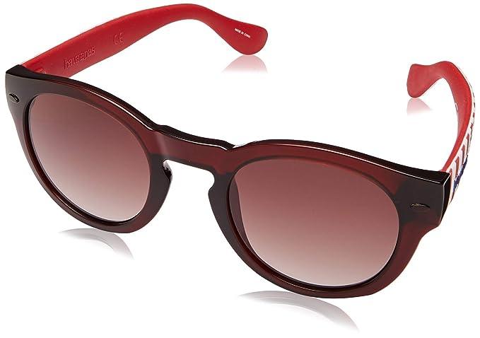 Havaianas Trancoso/M Gafas de Sol, Multicolor (Dkred Str ...