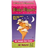 Dinky Dippers Miniature Ice Cream Cones Mini Child-Size 48ct, 2.05 Ounce