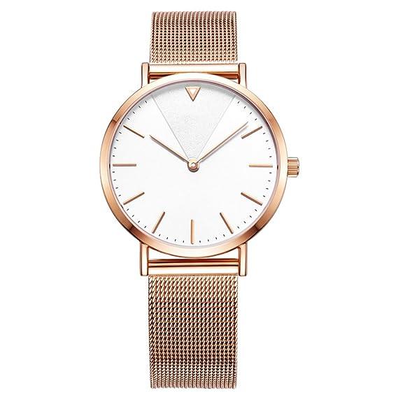 Reloj de pulsera para mujer Reloj de pulsera para mujer Reloj de pulsera para mujer 2018 Reloj de pulsera para mujer ultraligero (Color : *1): Amazon.es: ...