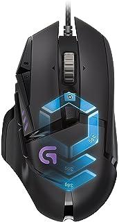 f339e3335fc Logitech G502 Proteus Spectrum RGB Tunable Gaming Mouse 910-004615(Renewed)