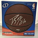Autographed/Signed Dwight Howard Charlotte Hornets Spalding Full Size Basketball Tristar COA