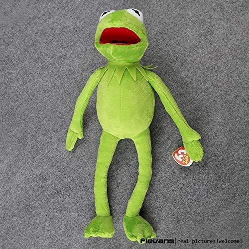 (Lowis Hot Sale 14'' 40cm Plush Toys Street Dooli Stuffed Animal Toy Plush Frog Dooli Holiday Gift)