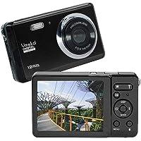 HD Mini Digital Camera with 2.8 Inch TFT LCD Display, Digital Point and Shoot Camera Video Camera Student Camera, Indoor…