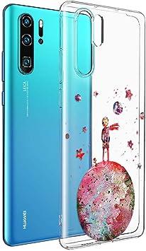 Yoedge Funda Huawei P30 Pro Ultra Slim Cárcasa Silicona ...