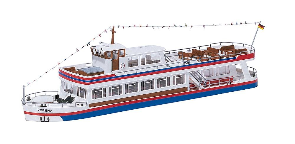 Faller 131007 Traveler Ferryboat HO Scale Building Kit