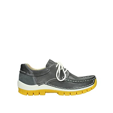 Sacs Comfort Wolky Fly Lacets Chaussures À Et qpHYR