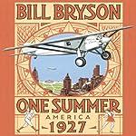 One Summer: America 1927 | Bill Bryson