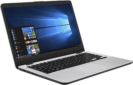 ASUS PORTATIL X405UA-BV137R I3-7100 14HD 4GB S128GB WiFi.AC W10PRO ...