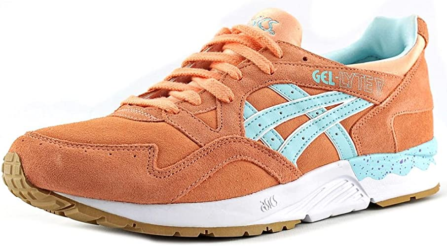 "ASICS Tiger Gel Lyte V ""Full Bloom"" Pack – Coral Reef Clear Water"