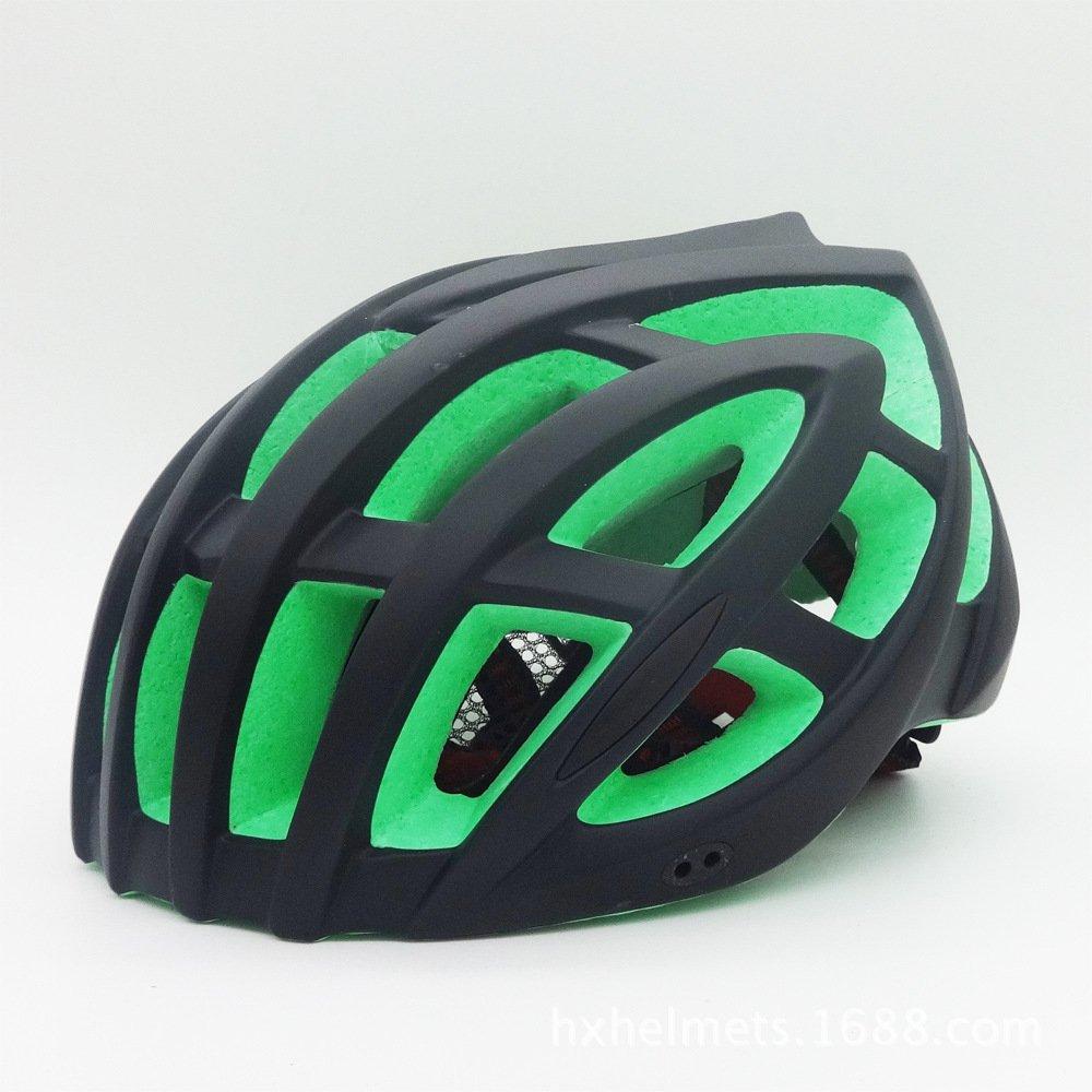 Bike, Helm,, Reiten, Helm,, Sicherheit, Helm,, bequem