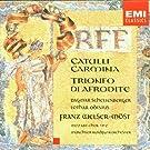 Orff: Catulli Carmina / Trionfo di Afrodite