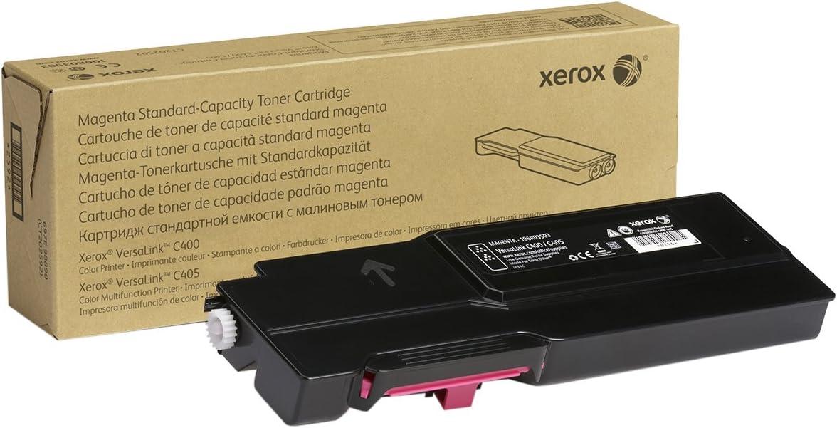 Xerox VersaLink C400/C405 Magenta Standard Capacity Toner Cartridge (2,500 Pages) - 106R03503