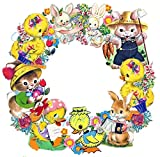 img - for Easter Wreath and Paper Crafting no.2409 book / textbook / text book