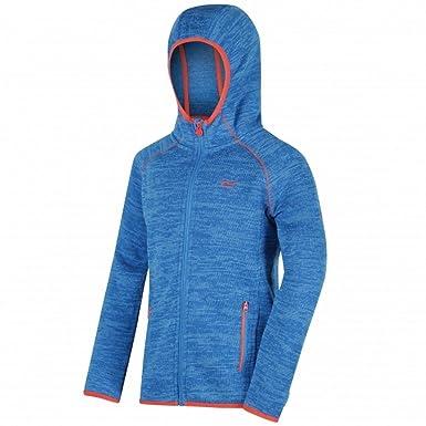 61dd9bd96c Regatta Great Outdoors Childrens/Kids Dissolver Fleece Jacket (13 Years) (Hydro  Blue