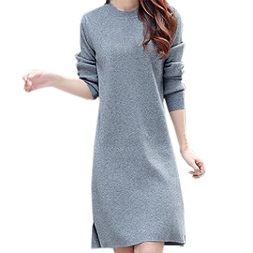 Partiss - Cárdigan - para mujer gris gris Chino L