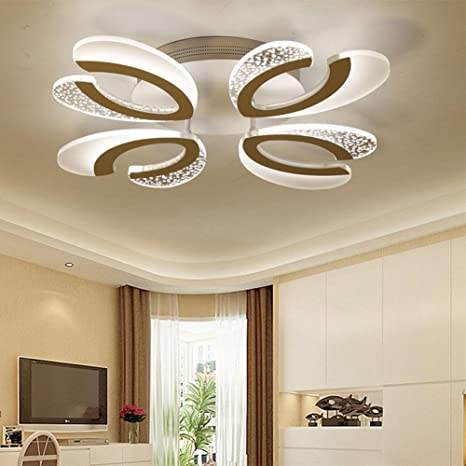 YAYONG Lampadari Moderni a Forma di Minimalista LED Creativo ...