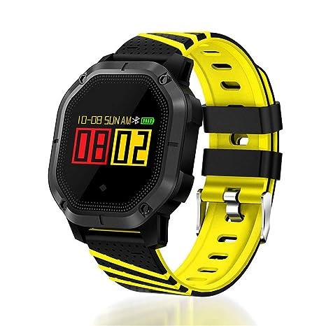 DUDUZUI Pulsera De Actividad,Reloj Inteligente IP68 Impermeable ...