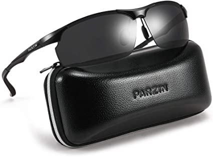 Men/'s Polarized Sunglasses Wrap Driving Aviator Outdoor sports Eyewear Glasses P