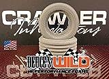 Crawler Innovations Deuce's Wild Single Stage 1.9 Pitbull Rock Beast Foam Pair (2)