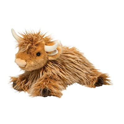 Douglas Wallace Scottish Highland Cow: Toys & Games
