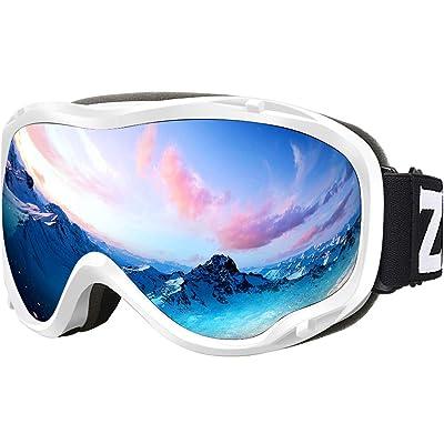 ZIONOR Lagopus Ski Snowboard Goggles UV Protection Anti Fog Snow Goggles