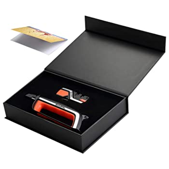 SHARPAL Combo Gift Pack Garden Tool Sharpener & Pocket Knife Sharpener
