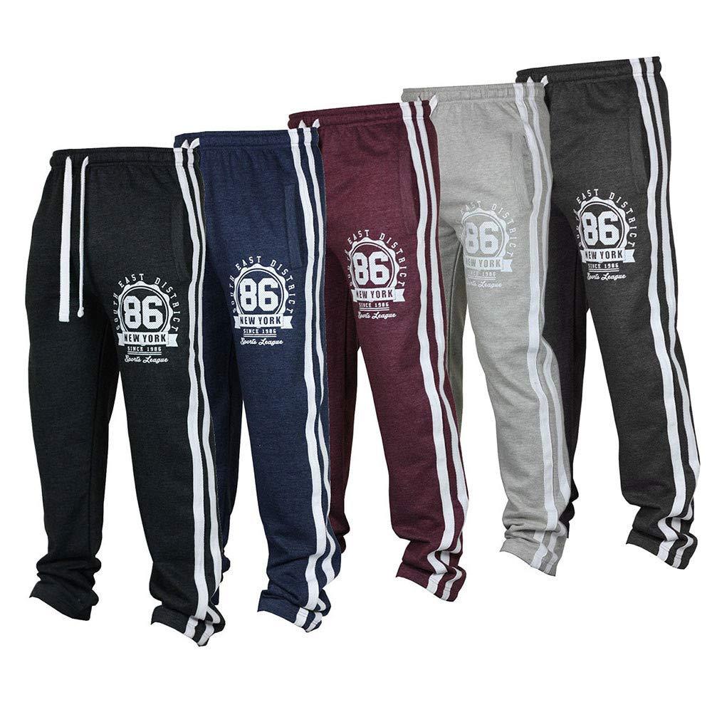 Overdose Pantalon Baggy Hombre Pantalon Deportivo De Jogging Deportivo Para Hombre Pantalones De Chandal Sueltos Casuales Pantalon Con Cordon Oferta Pantalones Pantalones Y Pantalones Cortos