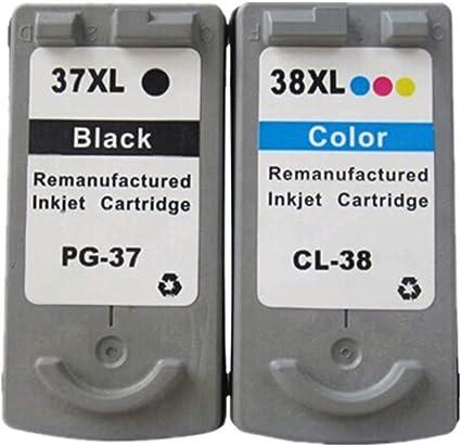 Cartuchos de tinta de repuesto para Canon Pixma IP1900 IP2500 IP2600 IP1800 IP2770 IP2772 IP2500 MP237