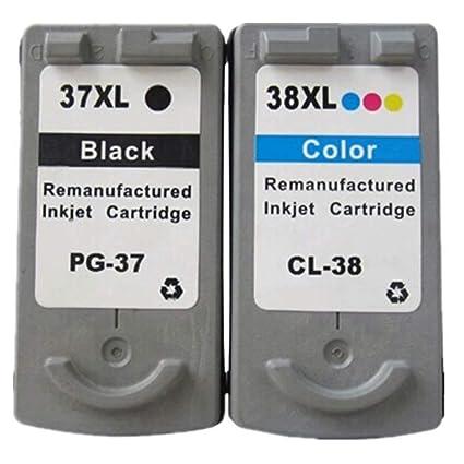 Cartuchos de Tinta de Repuesto para impresoras de inyección de ...
