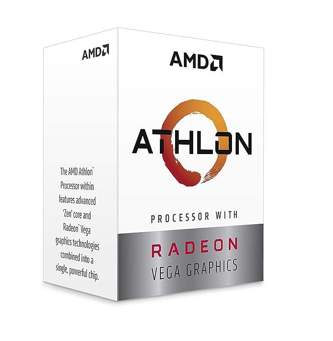 AMD Athlon 220GE 3.3 Ghz - Procesador Dual Core