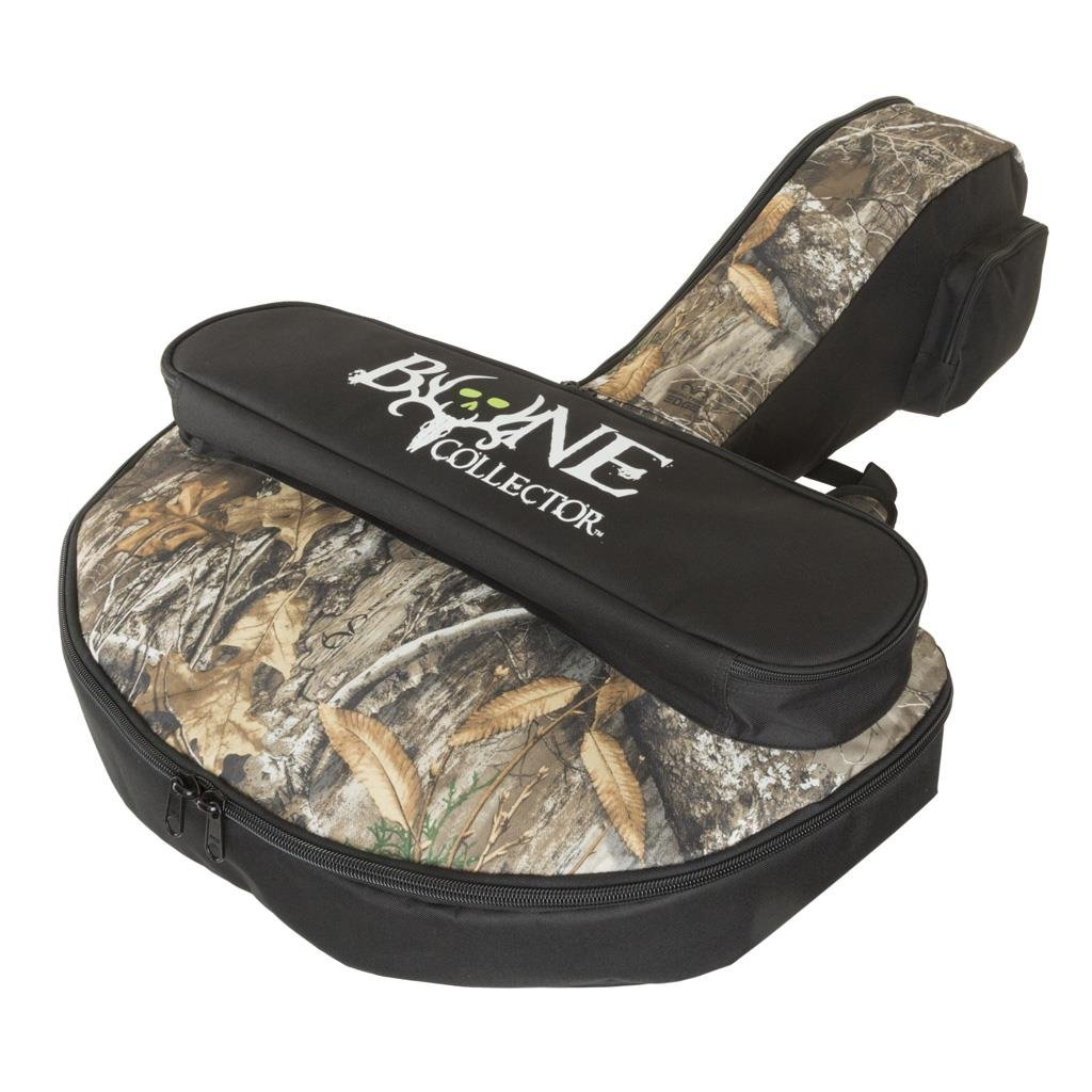 October Mountain Bone Collector Compact Crossbow Case Black/RealTree Edge