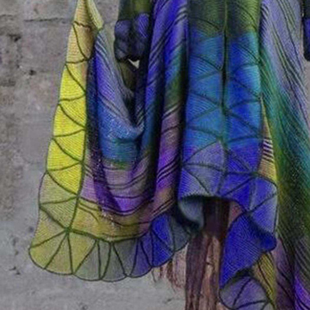 neicew Cappotto Lungo colorato Moda Donna Manica Lunga Cappotti