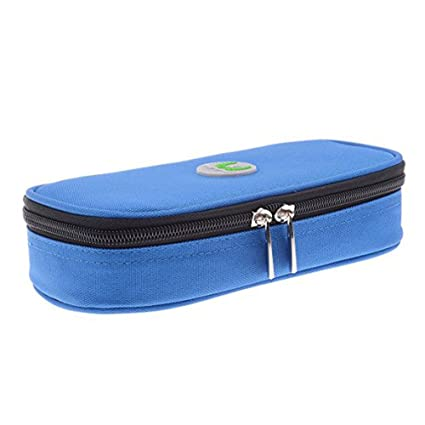 LOKEP - Estuche médico refrigerador portátil para insulina con 2 ...