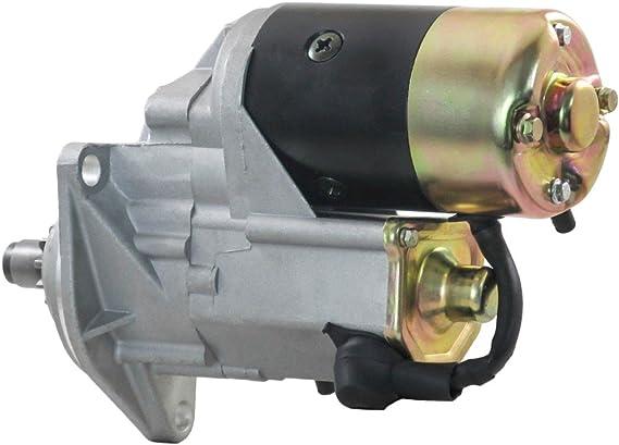 New Starter 128000-7751 Isuzu 4BD1 6BD1 028000-6561 1 year warranty 17302