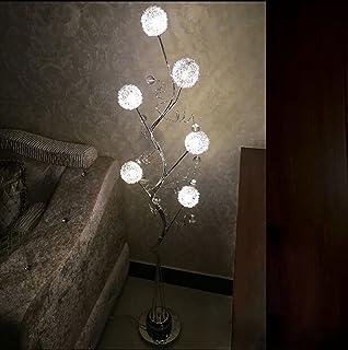 AMOS Lámpara de pie Salón de estar cálido creativo Dormitorio Led individual de mesa de café