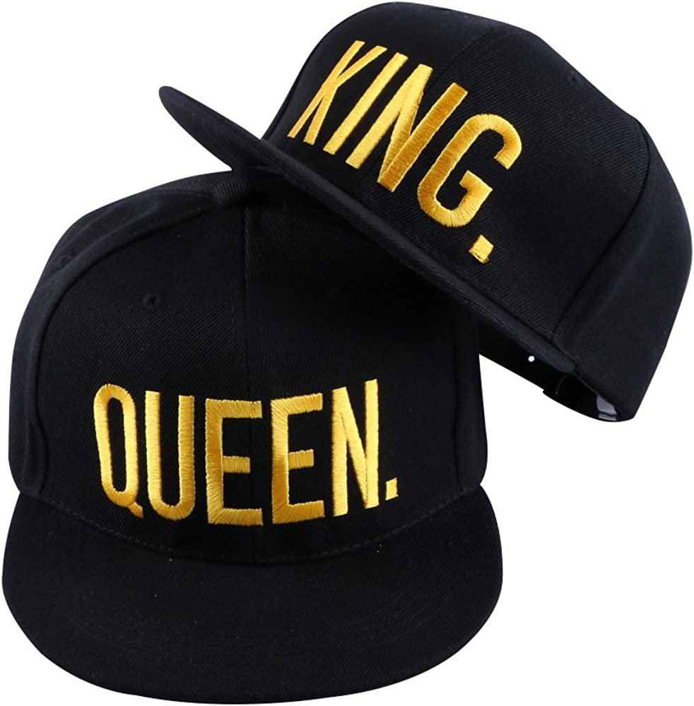 WENDYWU Hip-Hop Hats King...