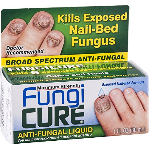 Treatment For Bad Fungal Nail Infection