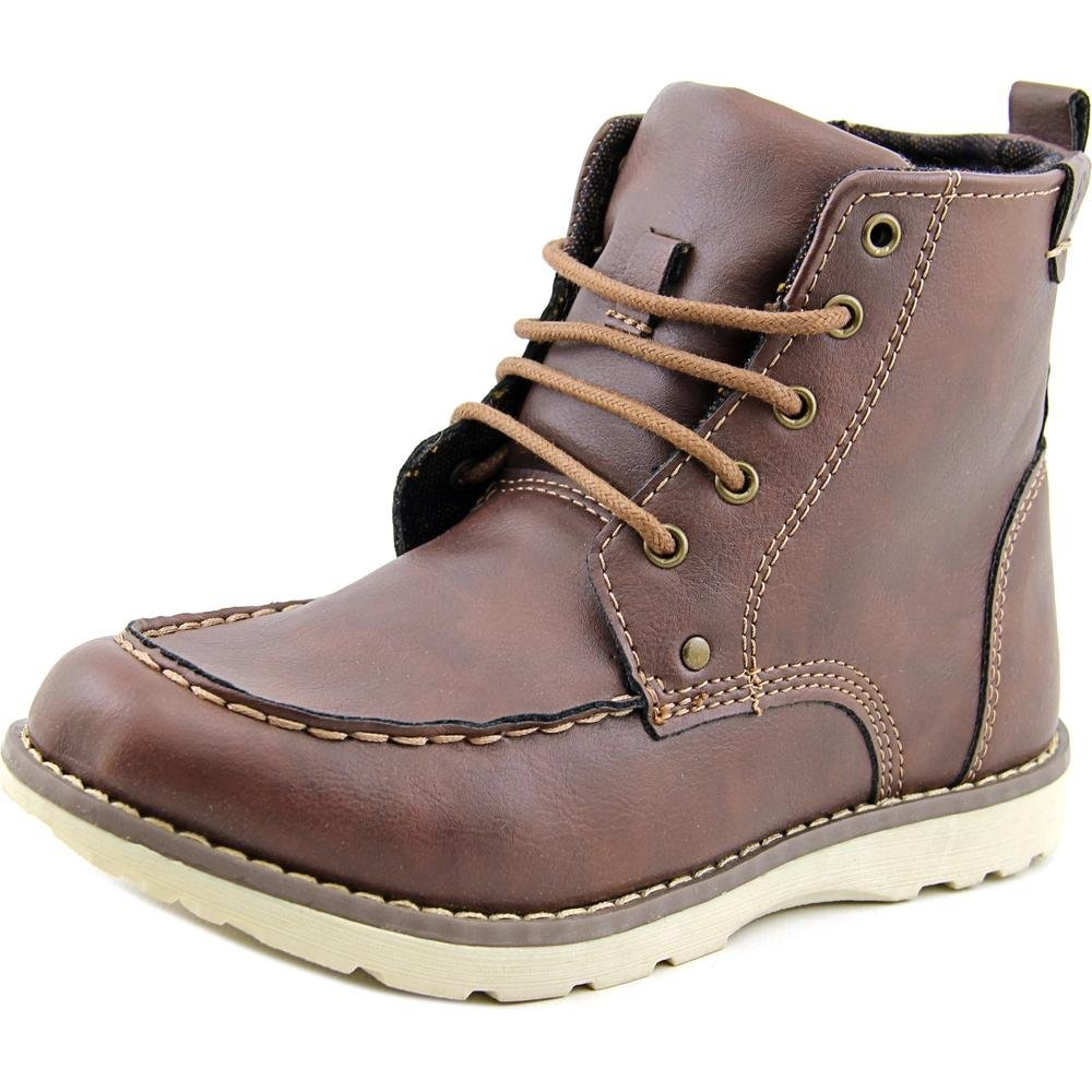 Crevo Buck Youth US 2 Brown Moc Boot