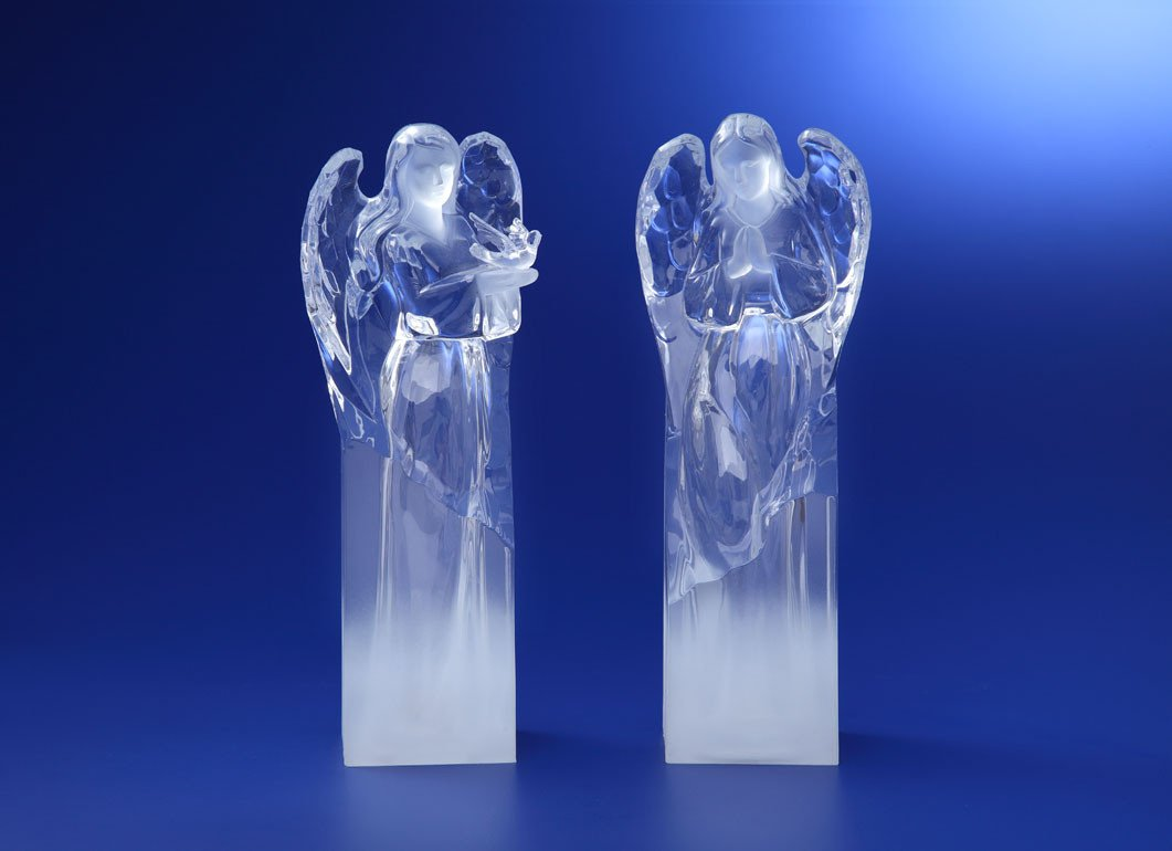 Angel Statuettes by Icy Craft