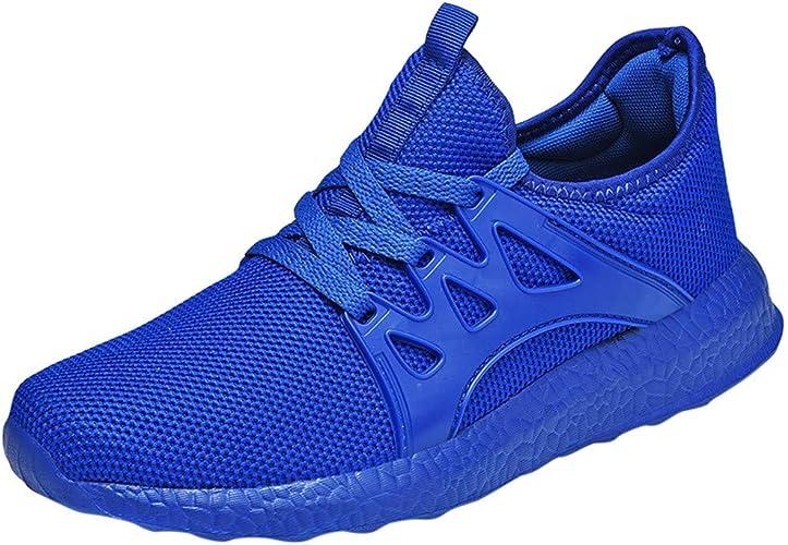 Männer Turnschuhe Sneaker Runner Laufschuhe Freizeit Schuhe Joggen Sportschuhe